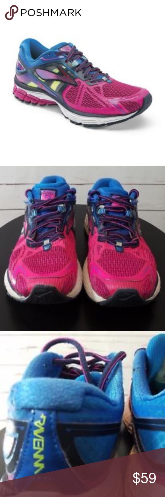 2568a706731 Brooks Ravenna 6 DNA Size 8 Womens Brooks Ravenna 6 Women s Running Shoes  Ride that fine