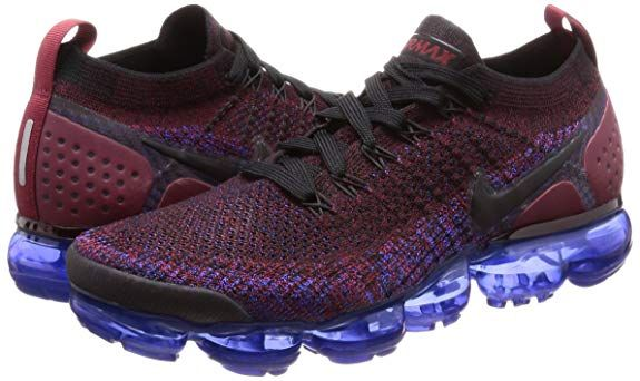 sports shoes 74ab9 83aac Amazon.com   NIKE Air Vapormax Flyknit 2 Mens 942842-006   Fashion Sneakers