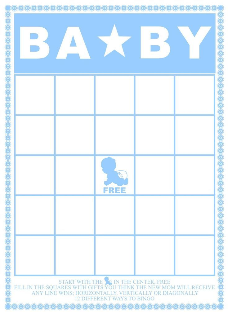 Free Baby Shower Bingo Cards Your Guests Will Love Baby Shower Bingo Free Printable Baby Shower Bingo Free Free Baby Shower