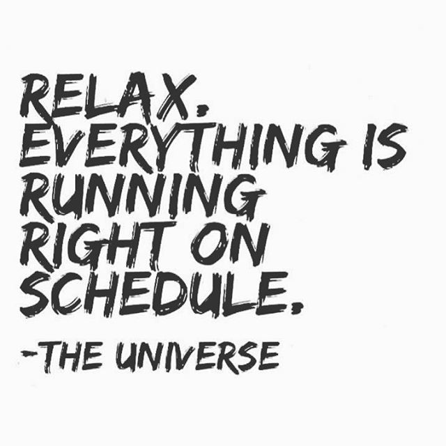 The Universe Has Your Back Wildmoderngypsy Relax