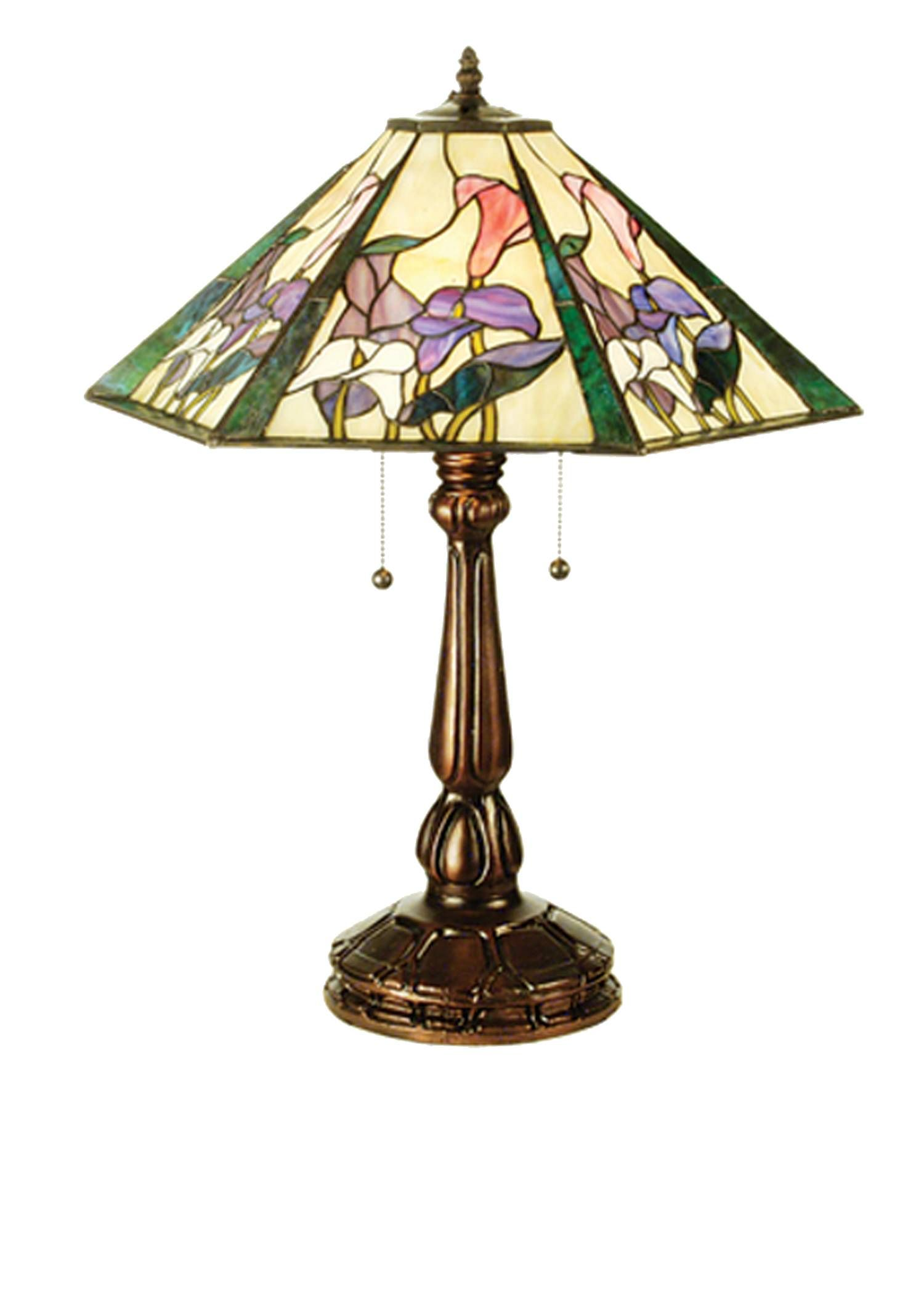 tiffany lamps for sale meyda tiffany calla lily hetable lamp - Meyda Tiffany