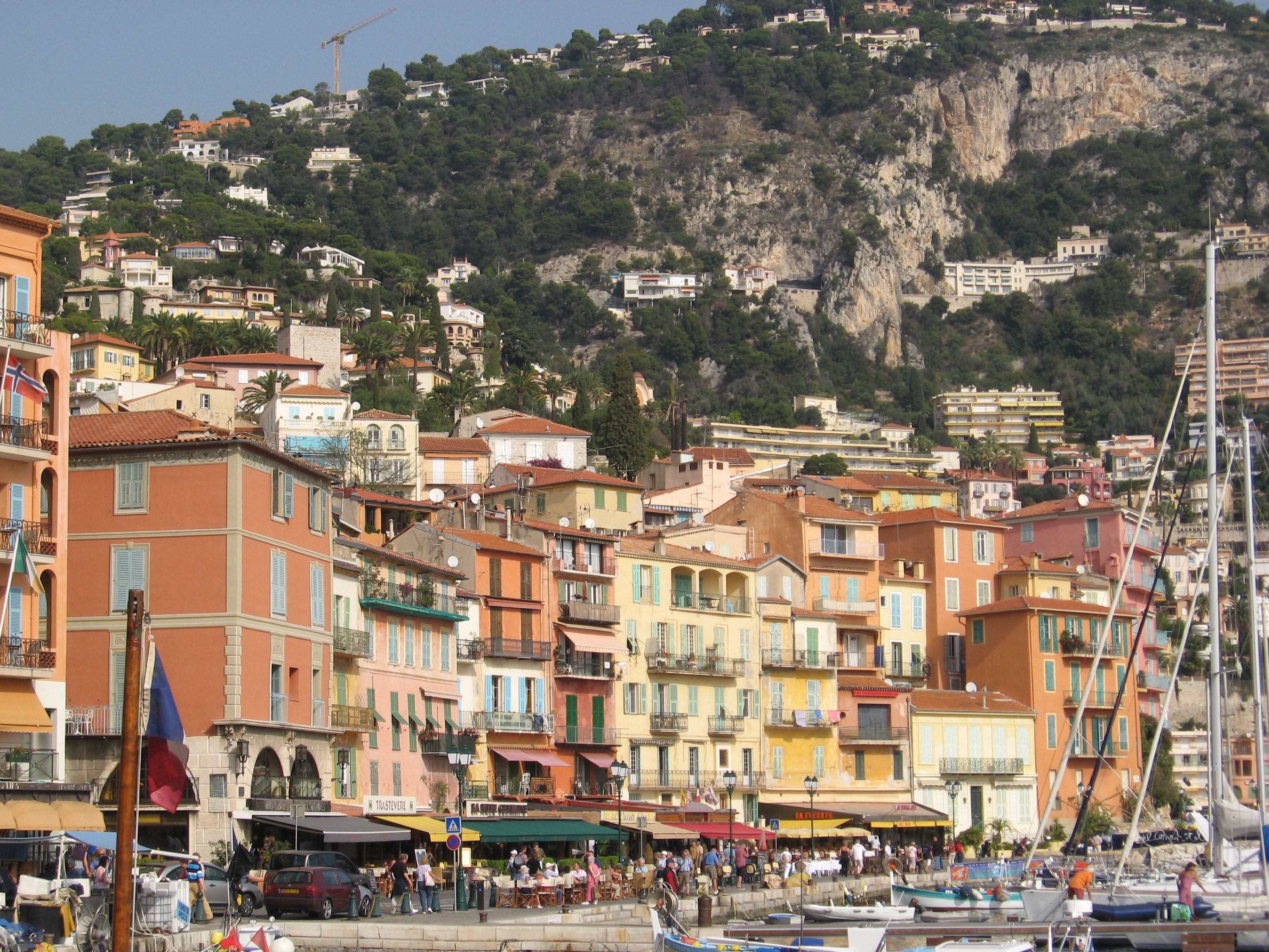 Villefranche, France...the French Riviera...