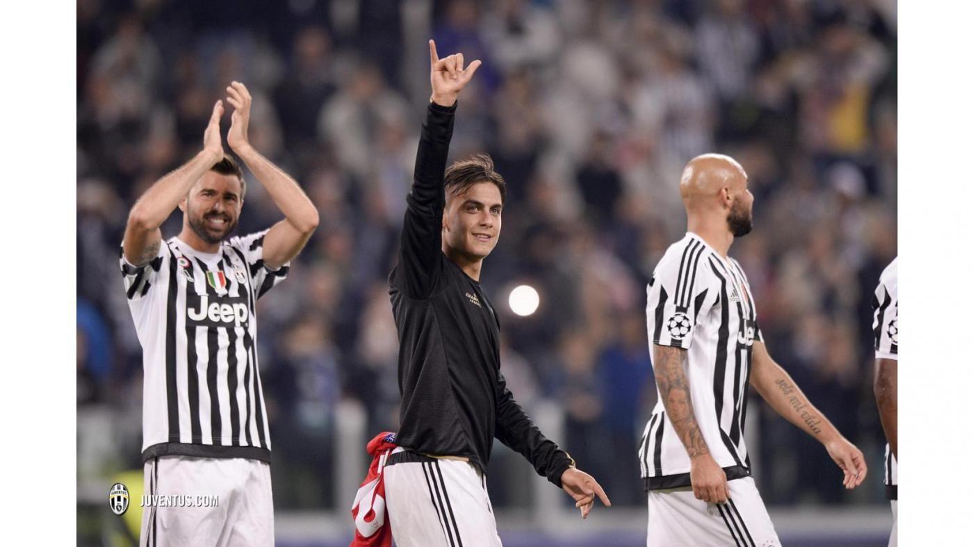 Juventus Sevilla Foto Gallery - Juventus.com
