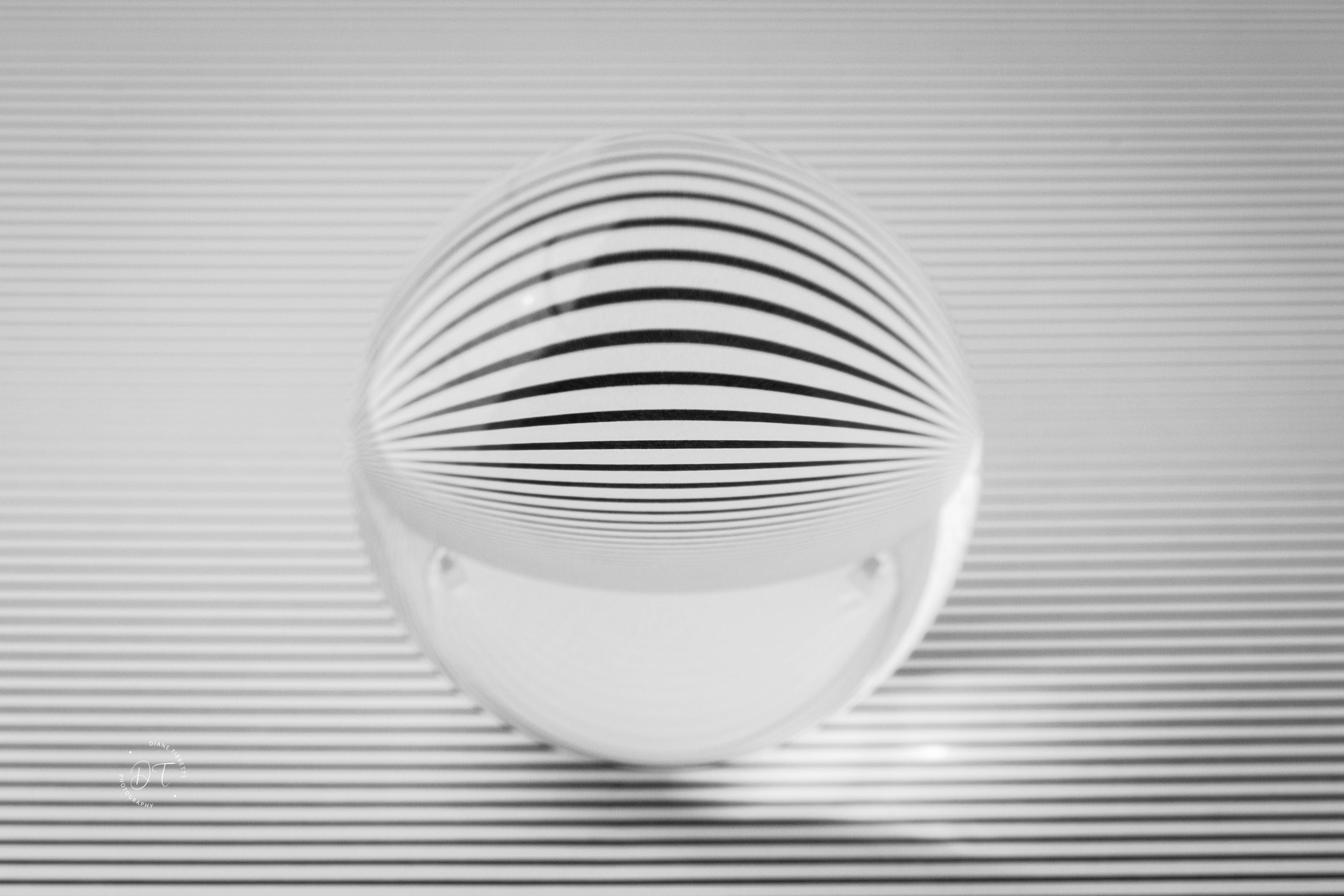 #365project #lensball #refractionphotography #abstractphotography #lensballphotography