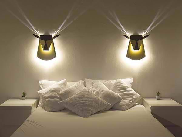 26 Wanddekos Die Dein Herz Hoher Schlagen Lassen Und Blumen Und Baume In Deine Wohnung Zaubern Deckenleuchte Schlafzimmer Schlafzimmerlicht Beleuchtung Decke