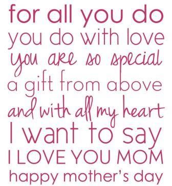 Mothers Day Poems | Happy Mothers Day 2015 Poems From Daughter / Son, Funny  Poems Form Child   See More At: ...