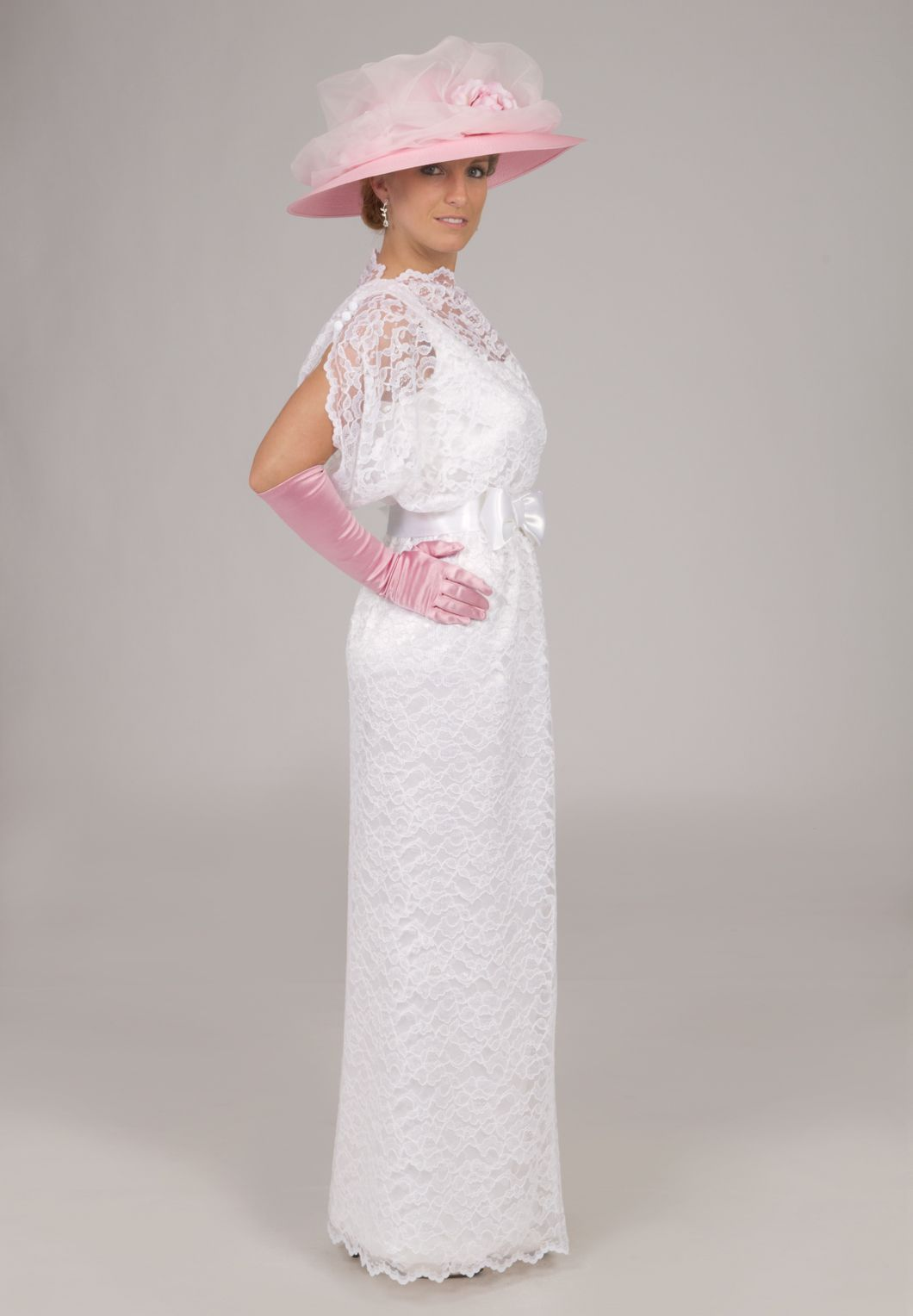 Iona edwardian lace dress lace dress and victorian