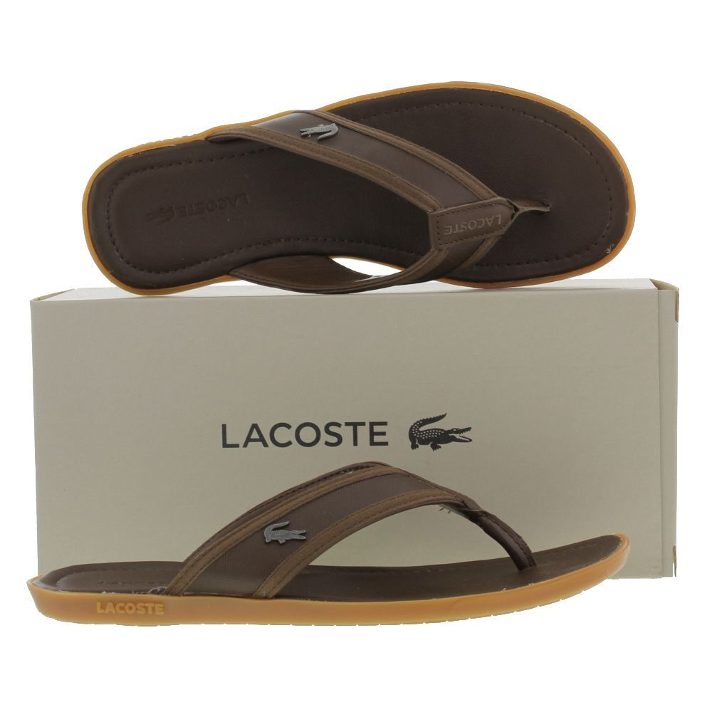7ad394275620 Lacoste Sandals