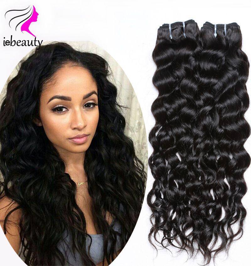 Big Save Onindian Virgin Hair Natural Wave 4pcs 7a Indian Curly