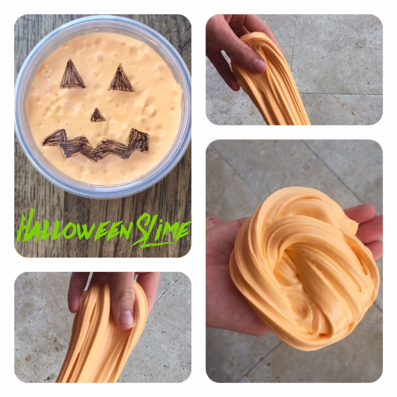 Try This Creepy Halloween Slime Recipe With Your Crafty