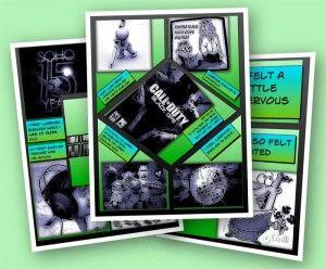 SLJ: Using Comics to Teach English Language Learners