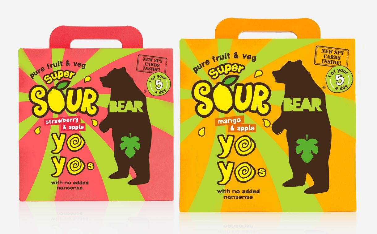 Bear Nibbles expands Yoyos fruit snack with 'super sour' varieties http://www.foodbev.com/news/bear-nibbles-expands-yoyos-fruit-snack-with-super-sour-varieties/