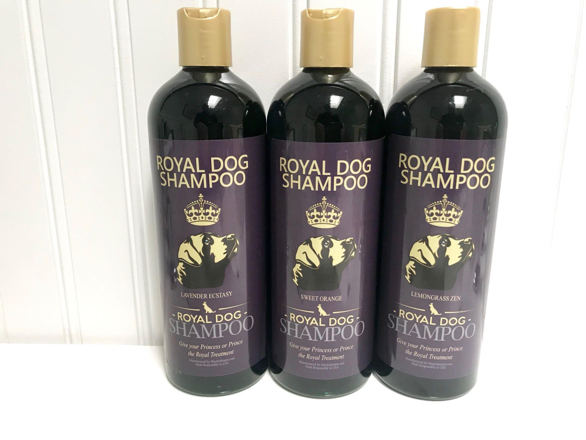 Royal Dog Shampoo Dog Shampoo Lavender Dog Shampoo Natural Dog Shampoo