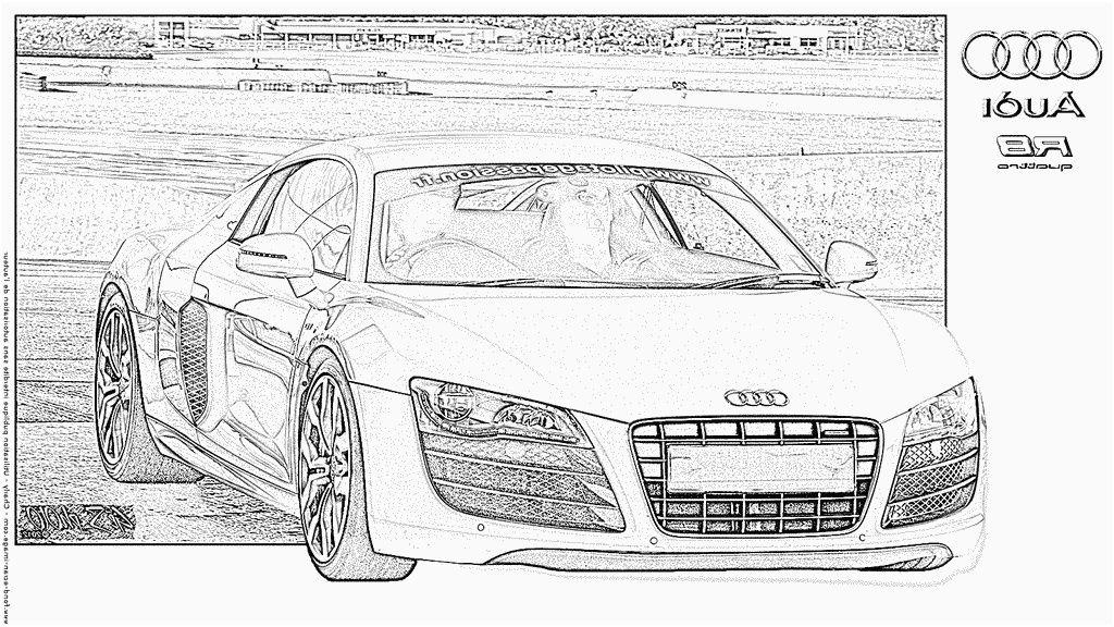 12 Realiste Coloriage Voiture Audi Pics Voitures Audi Dessin Voiture De Course Coloriage Voiture A Imprimer