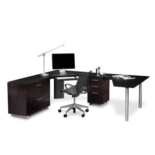 sequel office furniture. But This Is A Nice Idea To Maybe Share Desk?/ Khary And I Have Two Right Now. BDI USA Sequel Corner Desk Office L- Shaped Suite Furniture