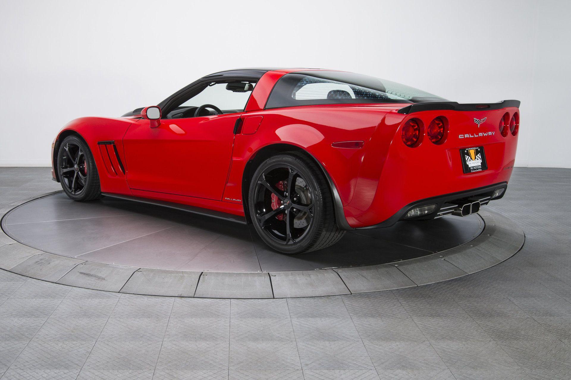 2013 Chevrolet Corvette Callaway Sc606 606 Horsepower Supercharged Callaway Corvette Grand Sport Ls3 Callaway Corvette Corvette Grand Sport Chevrolet Corvette