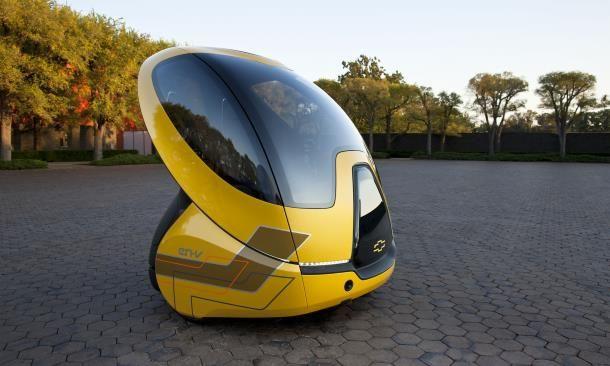 Chevrolet En V Concept Concept Cars Electric Car Design Future Car