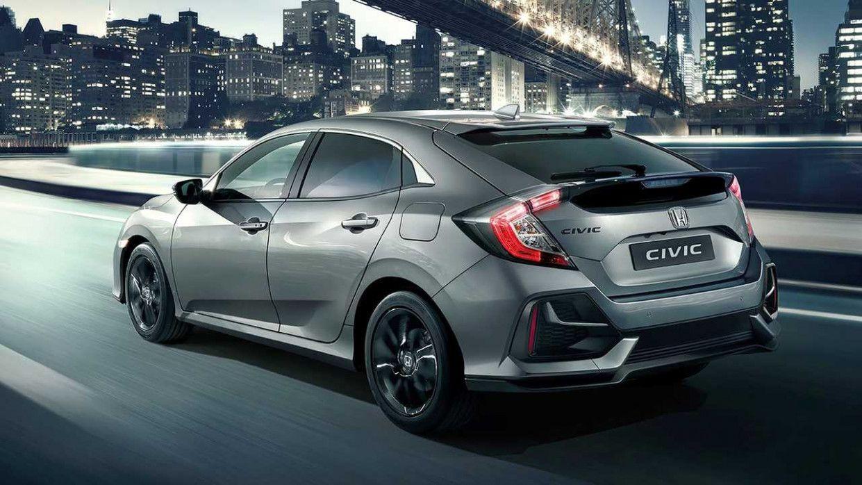 2020 Honda Civic in 2020 Honda civic, Honda, Honda vtec