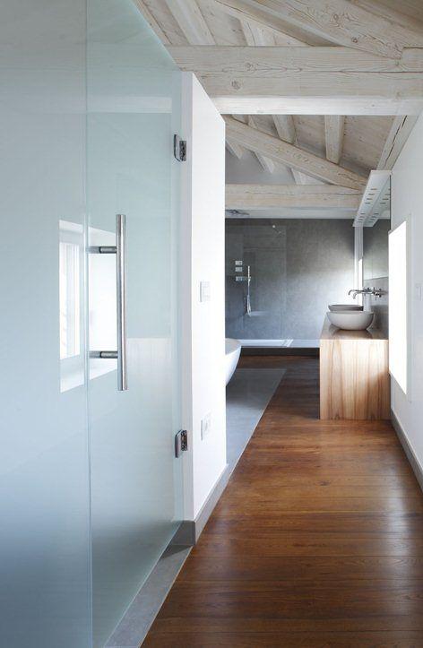 Recupero di una Casa di campagna, Oderzo, 2011 - EXiT architetti associati