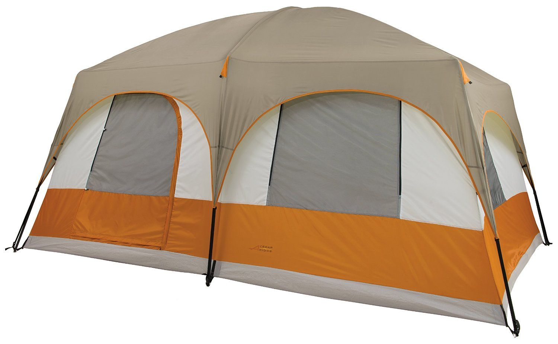 Cedar Ridge Rimrock Two Room Tent (10 x 14 Feet) ^^ You can