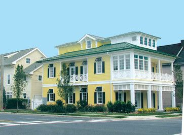 Caribbean Style Home House Design Caribbean Style Building Design
