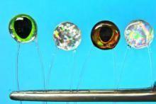 Photo of Machen Sie Ihre eigenen großen Augen für Hecht- und Salzwasserfliegen mit billigem Material …