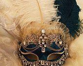 """Masquerade Mask """"A Night at the King's Palace"""""""