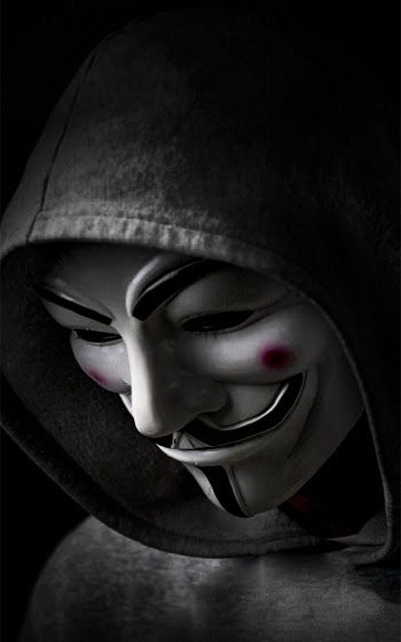 Pin Di Anonymous Iphone 6 images joker wallpaper 3d