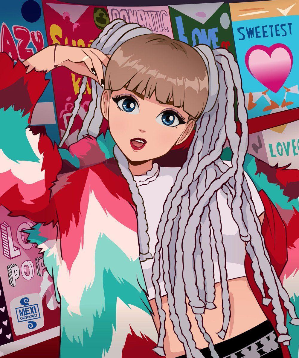 Lisa Lalisa Manoban Fan art, Fan edited Blackpink LISA Fan ...