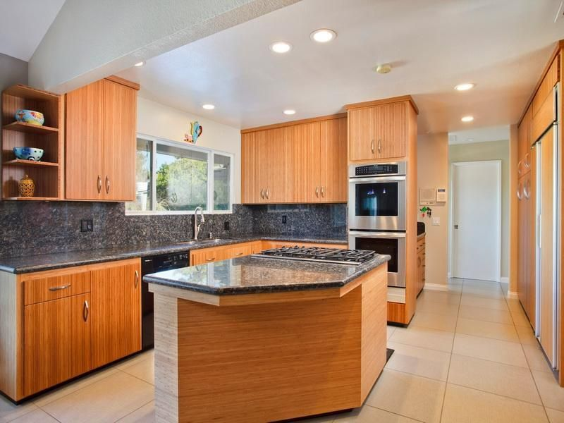 5 Reasons why you should try the bamboo kitchen design ...