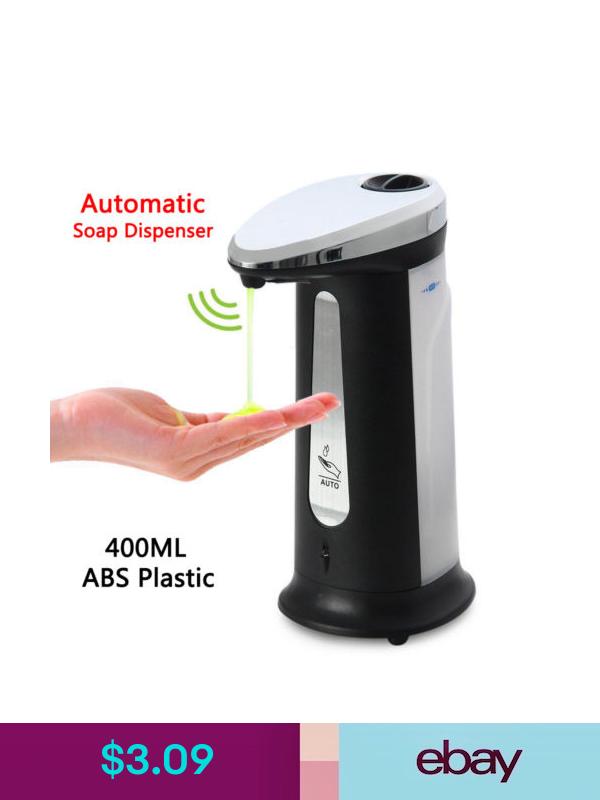 Soap Lotion Dispensers Ebay Home Garden Automatic Soap