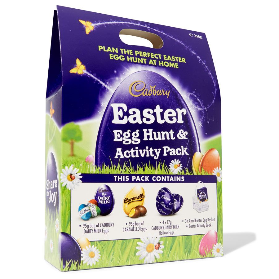 Cadbury easter egg hunt and activity pack from kmart garden city cadbury easter egg hunt and activity pack from kmart garden city would make a great gift negle Image collections
