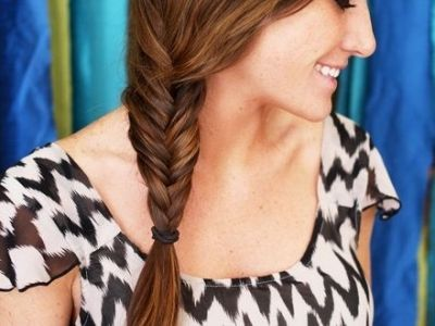 8 Cute Hairstyles for Teenage Girls ...