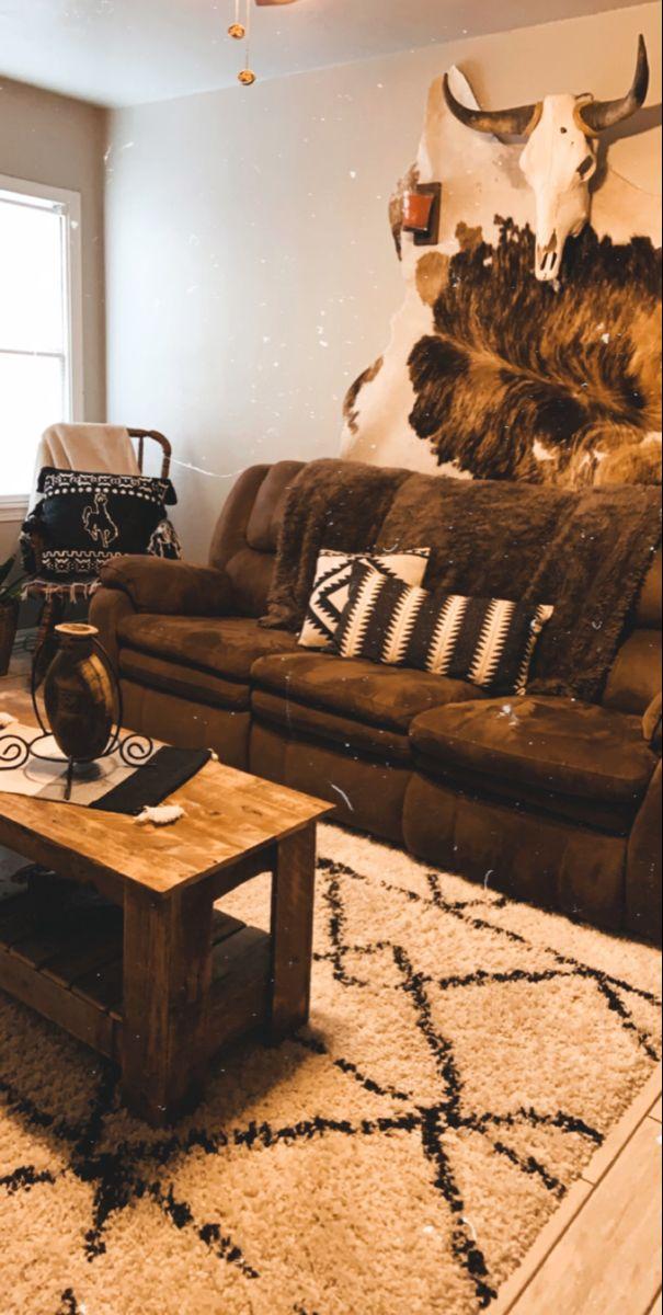Insta Sydneymhufff Southwestern Home Decor Western Home Decor Western Living Room