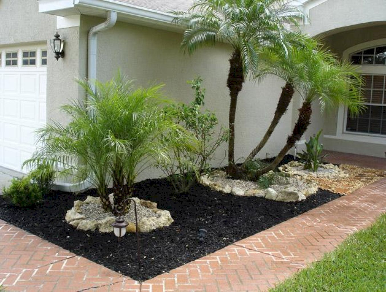 50 Fresh and Beauty Front Yard Landscaping Ideas ...