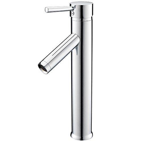 Auralum® Design Robinet Pour Vasque - Robinet Mitigeur de Lavabo