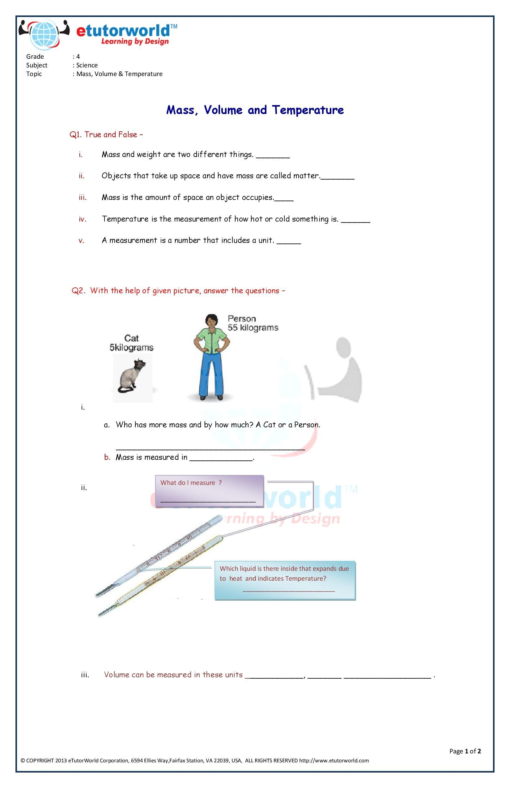 hight resolution of Pin by Candice Adams on Grade 4 Science Worksheets   Science worksheets