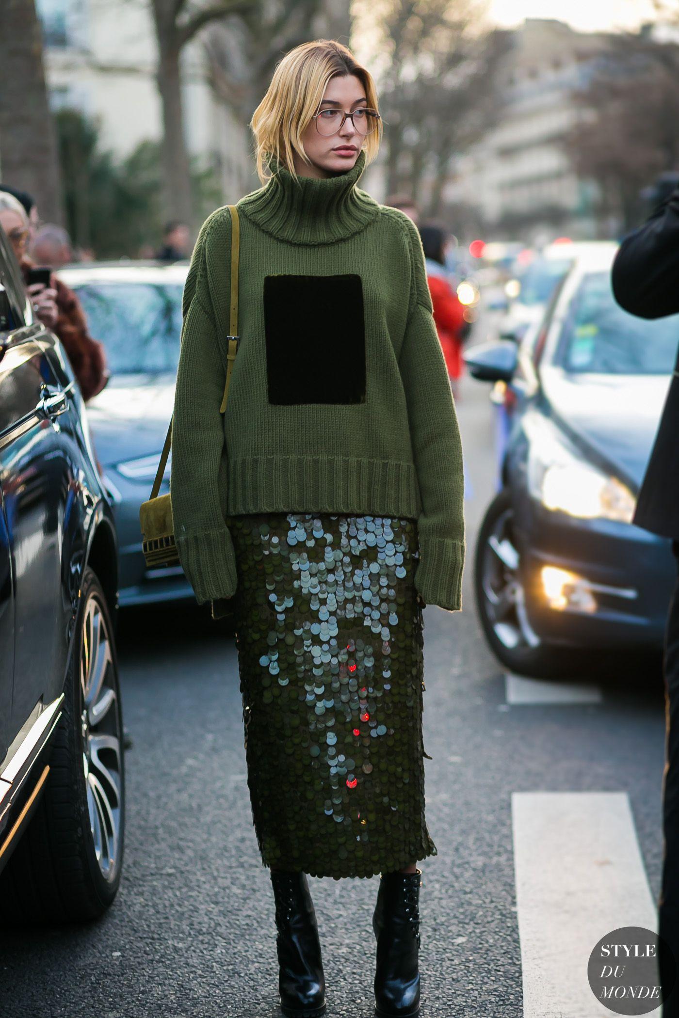 5a74a49df37d Hailey Baldwin by STYLEDUMONDE Street Style Fashion Photography