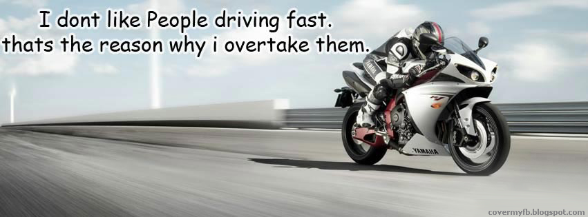 Biker Boys Quote Facebook Cover Facebook Cover Quotes Facebook
