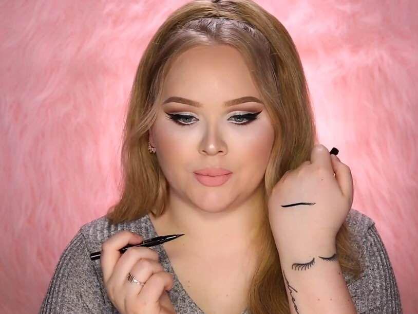 Nikkietutorials Tattoos >> Alittlekiran Nikkie Tutorials X Too Faced Power Of Makeup