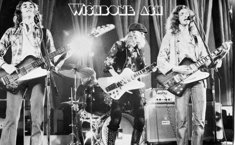 Image result for wishbone ash bass player