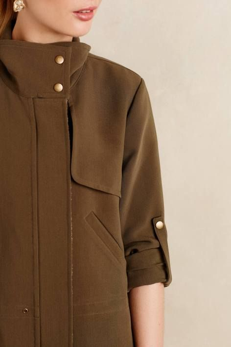 East End Anorak by Greylin