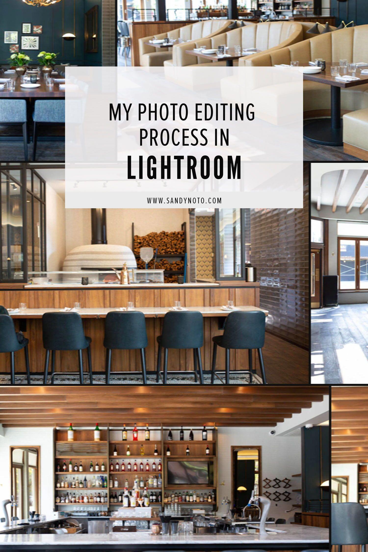 My photo editing process in Lightroom | Photo editing ...