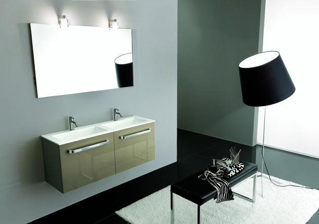 tutta la versatilità in 40 cm #bagno #arredobagno #puntotre #i40 ... - Arredo Bagno Profondità 40 Cm