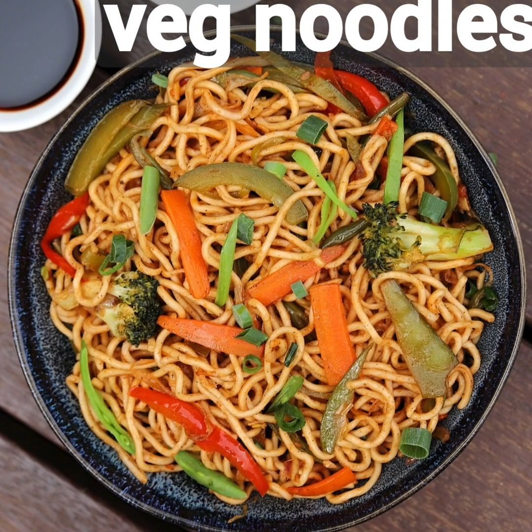 hebbar s kitchen on instagram simple veg noodles recipe simple veg noodles recipe hakka on hebbar s kitchen cake recipes id=95815