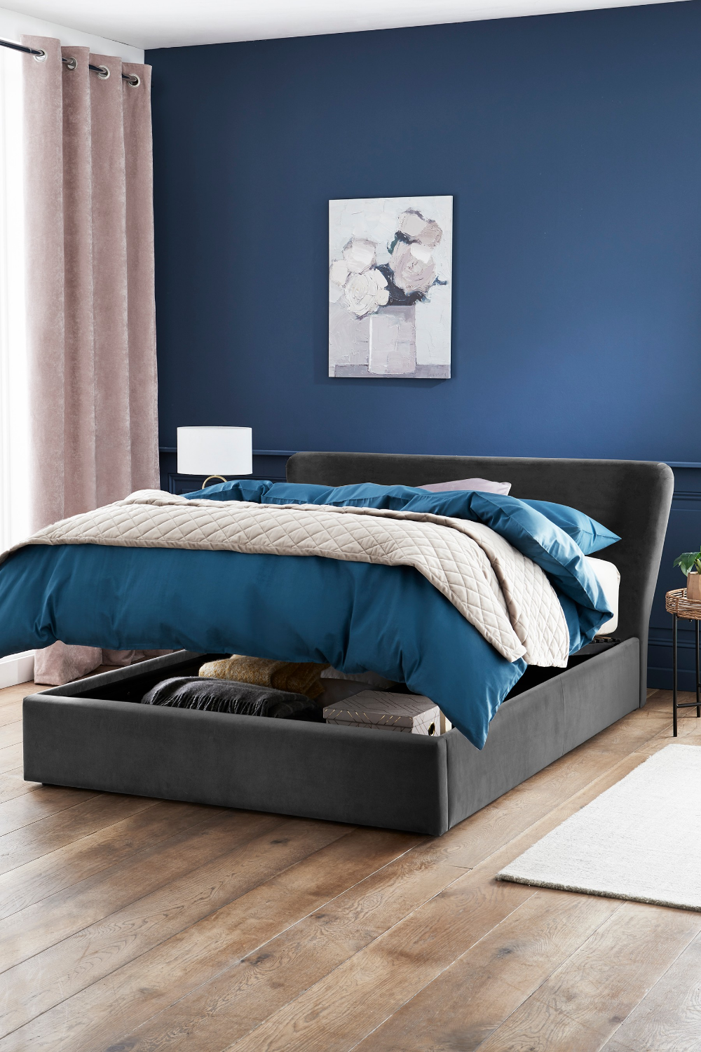 Buy Wilson Ottoman Bed from the Next UK online shop
