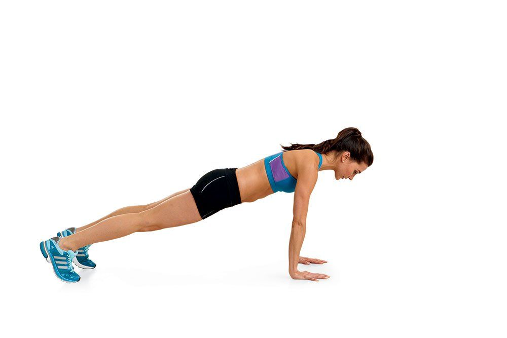 Your 20-Minute Weight-Loss Workout Plan Fitness weights, Workout