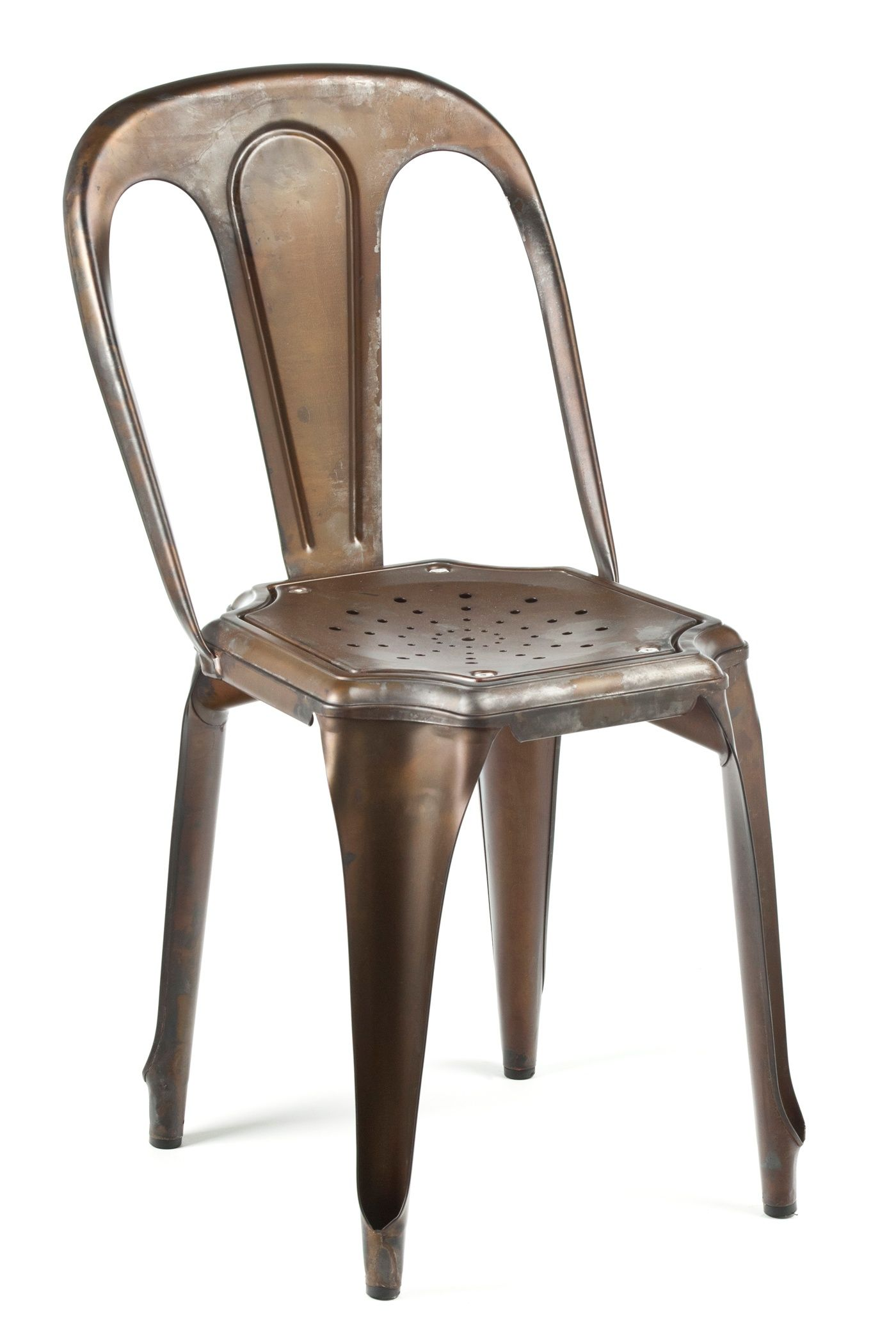 Marais Vintage Chair Matte Copper / Industry West