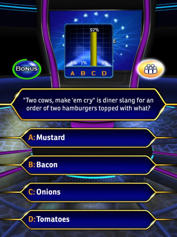 Who Wants To Be A Millionaire & Friends App App