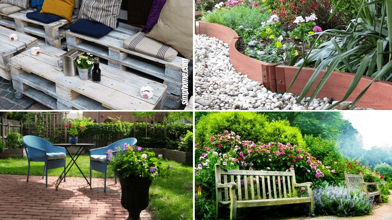 10 Initiatives of Cheap Backyard Makeover ideas in 2020 ...
